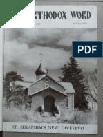 Orthodox Word 1966 Sep Oct