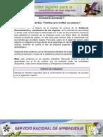 AA4 Evidencia Diagrama de Flujo Tramites Para Constituir Una Empresa