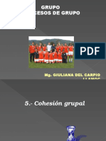 Cohesion Grupal Nuevo Cc