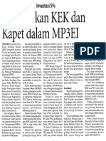 201201120757360.Integrasikan KEK Dan Kapet Dalam MP3EI
