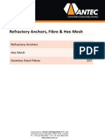 ANTEC - Refractory Anchors