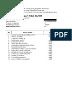 Format Nilai Rapor 20161 KELAS_2 Ilmu Pengetahuan Alam (IPA)