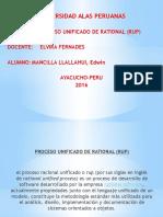 Proceso Unificado de Rationa