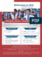 A4 ICICI IAS Bengaluru Phamplet New