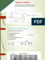 2.- Hidraulica - Diseño Tuberias (1)
