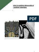 Différence entre le système démocratie et le système islamique