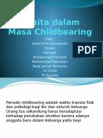 Wanita Dalam Masa Childbearing