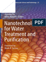 Nanotechnology for Water Treatment and Purification Volume 22 _