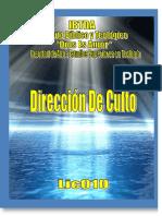 8579_LIC010-Dirección Del Culto