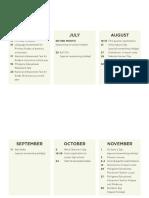 DepEd 2016-2017 Calendar