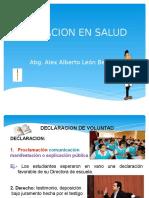 5ta. 6ta Semana Declaracion de Voluntad Acto Juridico