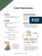 Magnitudes Proporcionales primaria