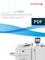 DocuCentre 9000 Brochure