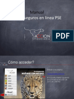 Manual Servicio PSE