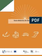 I Olimpiada Solar Escolar - Guía de horno solar