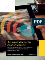 eBook Acessibilidade Audiovisual
