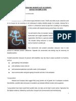Reducing Workplace - PRI English III