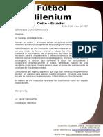 Milenium Oficio San Fernando