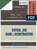 CLASES # 14- Contratos