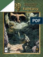 HARP Fantasy High Adventure Role Playing - Fantasy (Traducido)