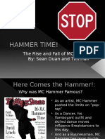 Law in Our Society MC Hammer Powerpoint of Awesome Win