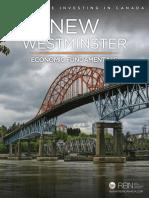 REIN New Westminster Economic Fundamentals Report