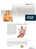 ram hanuman most important links