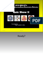 2. Quiz Show File