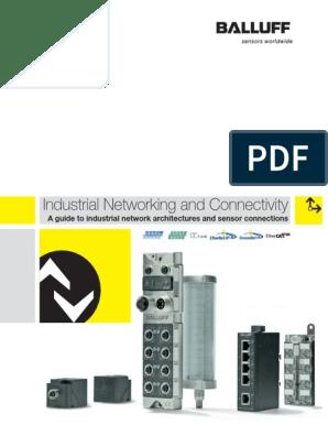 Balluff Network-Catalog D14 | Network Topology | Computer Network