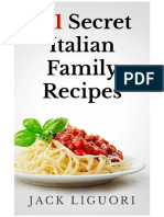191 Secret Italian Family Recipes - Jack Liguori