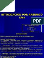 Intoxicación Con Arsenico