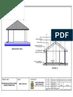 Ar-04-Side Elevation & Section