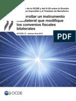 BEPS OCDE Instrumento