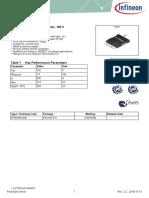 Infineon Ipt015n10n5 Ds v02 02 En