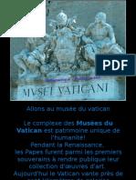 Une partie des Complexes des MUSEES DU VATICAN (1).pps