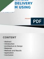 IMPLANTABLE DRUG DELIVERY SYSTEM USING MEMS-1.pptx