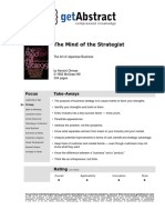 The Mind of the Strategist Abstrat.pdf