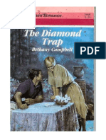 Campbell, Bethany - [HR-2949, MB-4375] - The Diamond Trap