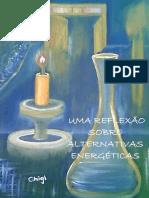 CEMIG - UMA REFLEXÃO SOBRE ALTERNATIVAS ENERGÉTICAS