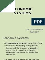 1- Economic Systems