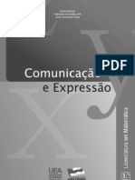 Licenciatura em Matemática - Comunicação e Expressão