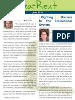 English Newsletter -July 2010