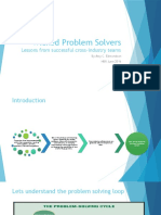 RK Wicked Problem Solvers