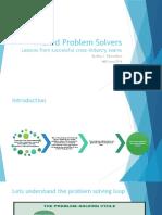 RK Wicked Problem Solvers