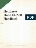 Het Beste Doe Het Zelf Handboek