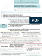 TEMA 2.  LAS PRIMERAS SOCIEDADES PRODUCTORAS EN EL PRÓXIMO ORIENTE 2