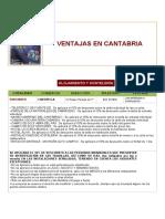 Ventajas Cantabria 0517