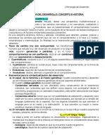 T1. Psicología de Desarrollo