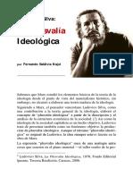 La Plusvalia Ideologica