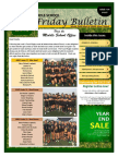 MS Parent Bulletin (Week of May 22 to 26)